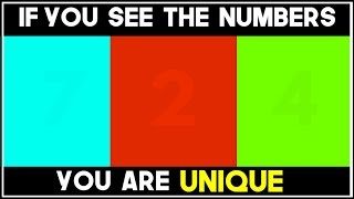 WHAT NUMBER DO YOU SEE?  98% FAIL | Eye Test