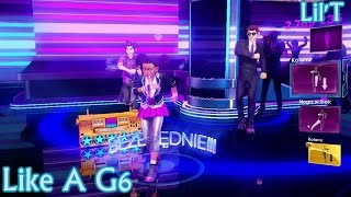 Gambar cover Dance Central 3 | Like A G6