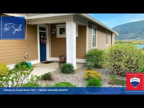 FOR SALE - 202-2450 Radio Tower Road, Oliver BC - Osoyoos Cottages -  #SELLWITHSCARLETT