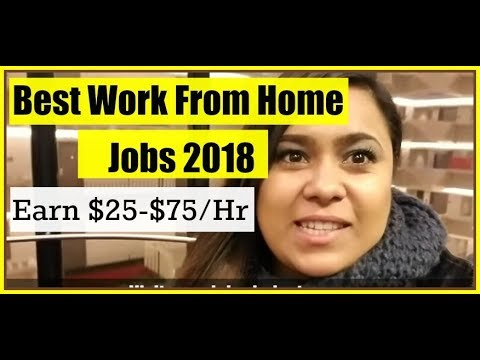 How to Work From Home Online Jobs - Best Legit Work At Home Jobs 2017 & 2018 - Get Paid Daily