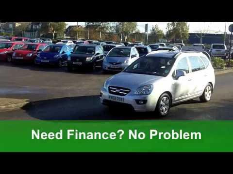 Used Kia Carens Diesel Estate 2008 2 0 Crdi Ls 5dr Auto 7 Seat