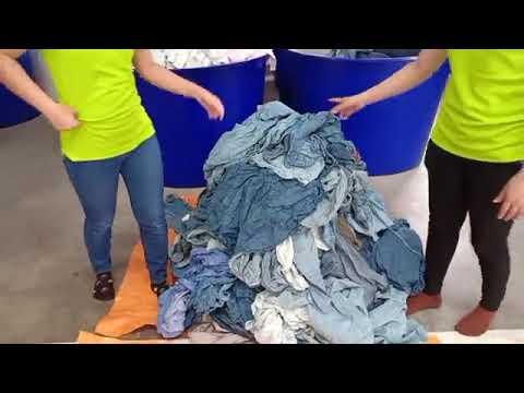 BUC เสื้อผ้ามือสอง เดรสแฟชั่นผ้ายีนส์/เดนิมหญิง เกรด A งาน USA-SP