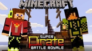 Brian VS RedTorch - Super Pirate Battle Royale (Я ПИРАТ!)