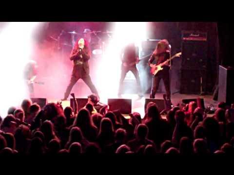 Satan (UK) live @ Helsinki 12th November 2016