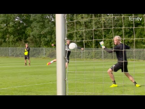 #AKADEMI | Van der Vaart træner med akademiet