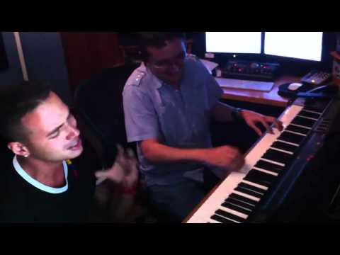 J Balvin Piano freestyle live w_  Feat.  Daniel Escobar