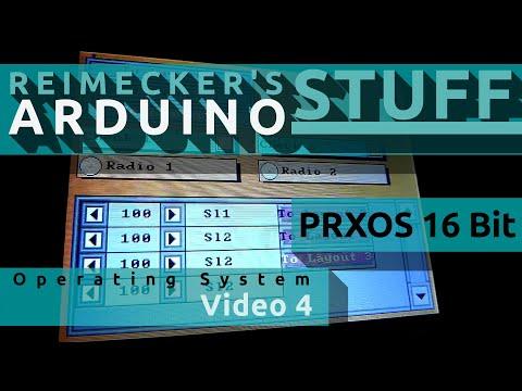 Prxos - Arduino Operating System 2.5