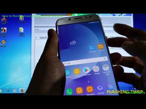 How to Root Samsung Galaxy J3 SM-J320FN