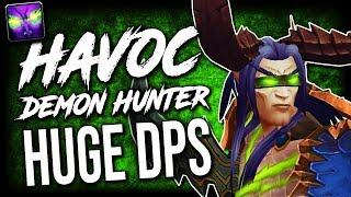 Havoc Demon Hunter BFA - Should You Play DH in 8.1?