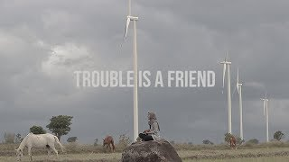 Download Trouble Is a Friend - Lenka (Feby cover)