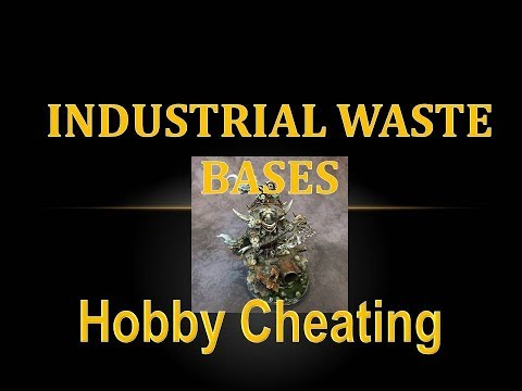 Hobby Cheating 98 - Industrial Waste Bases
