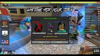HOW TO GET A FREE CORRUPT IN MM2! / iBlueeyy / InfiniTube