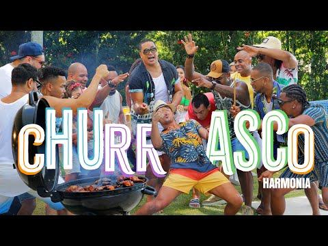 Harmonia - Churrasco (Clipe Oficial)