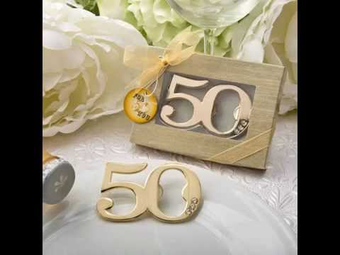 Celebrating 50th Anniversary For Wedding Birthday Class