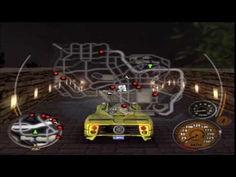 Midnight Club 3: DUB Edition Remix Gameplay Walkthrough - San Diego Rockstar Logo Location 6 of 12
