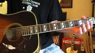 Factory Girl (Tuning Explanation) - Rolling Stones