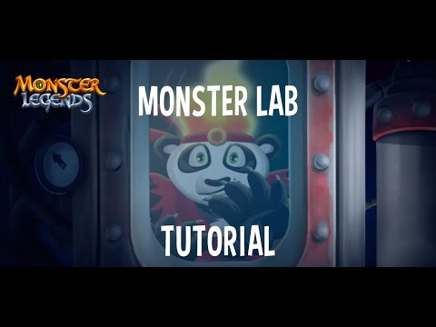 Monster Lab Tutorial - Monster Legends