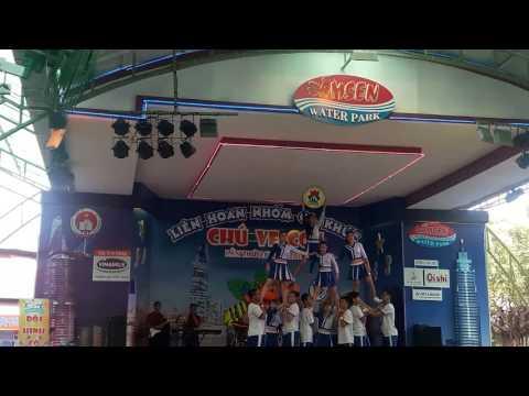 [CVC2016] Đội hình cổ động Trường THPT Lý Thường Kiệt vòng chung kết I (13-08-2016)