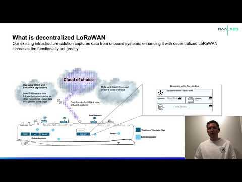 Decentralized LoRaWAN for Vessels - Glenn Tvetmarken (RaaLabs)
