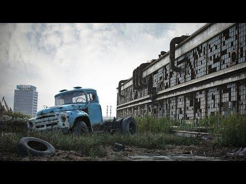 ЗАБРОШЕННЫЕ ОБЪЕКТЫ И ТЕХНИКА СССР. Уникальные кадры