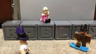 Roblox Stop Motion Short Film