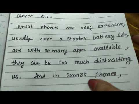 A Short And Smart Essay On Advantages And Disadvantages Of Mobile Phone In English In Educational Ch