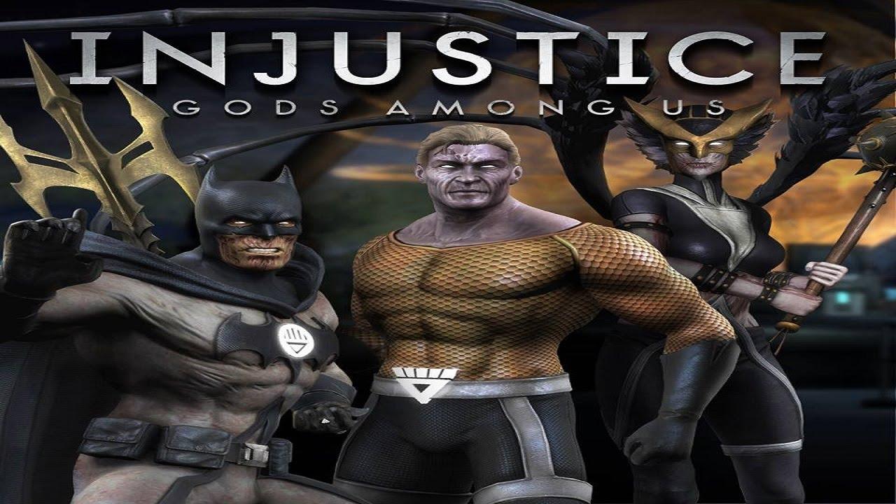 Injustice: Gods Among Us - Blackest Night Costume Pack 2