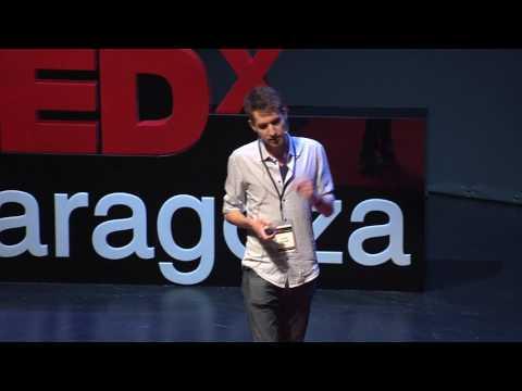 Traveling with no money | Edouard Jacqmin | TEDxZaragoza