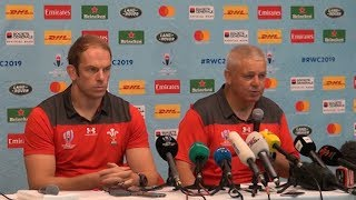 Gatland on why Biggar and Davies are fit to play