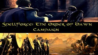 Spellforce: The Order of Dawn Episode 1 - A free Rune Warrior