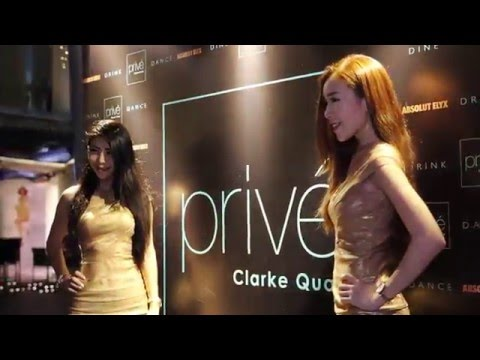 Prive Clarke Quay - Launch Party Video by Venuerific Productions