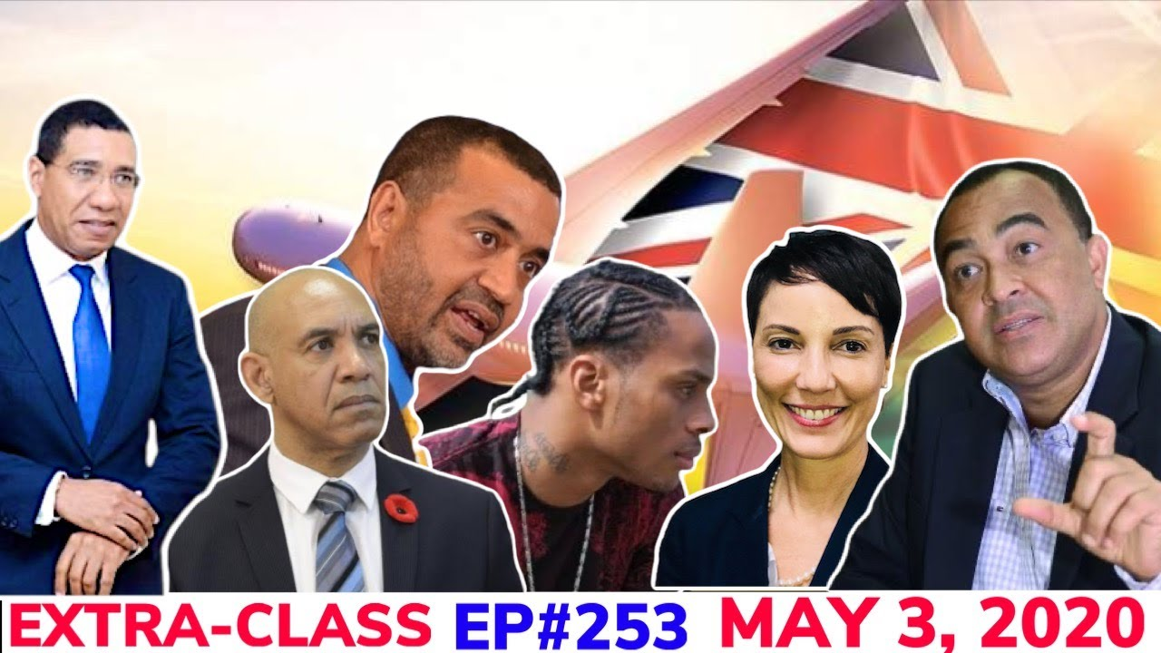 Extra-Class Ep#253: Top Cop in action, Ship workers, Covid update, Dr De La Haye