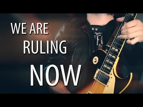 Back in Drive - We Are Ruling Now (Official Music Video)