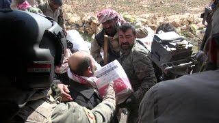 بي بي سي تزور جبل سنجار لرصد أحوال النازحين شمالي العراق