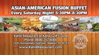 Kahili Restaurant
