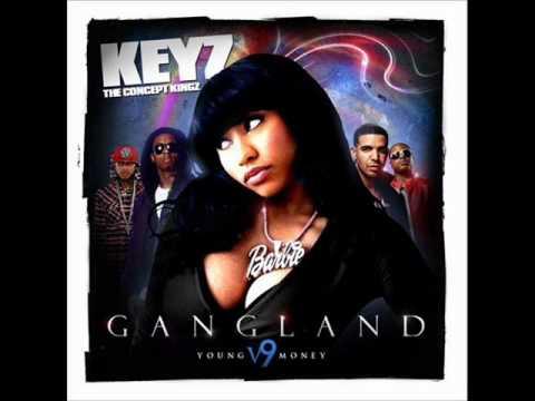 Gyptian ft. Nicki Minaj, Lil Wayne, Drake- Hold Yuh
