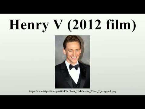 Henry V (2012 film)