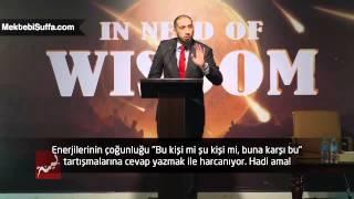 İnsanları Yargılamayın  Nouman Ali Khan   Türkçe Altyazılı