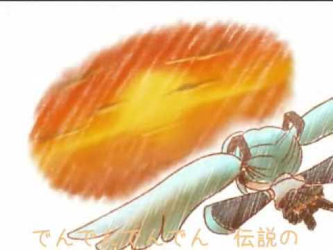 【初音ミク】ハトに絵をつけてみた【ハト】