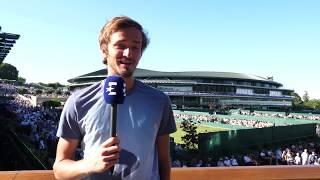 «У Федерера гражданство ЮАР? Ничего такого не слышал». Даниил Медведев угадывает факты о теннисистах