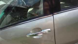 Замена внешних ручек на Toyota Corolla e12