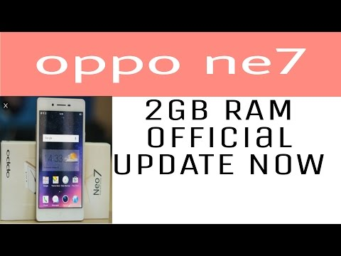 how to RAM clear oppo neo7