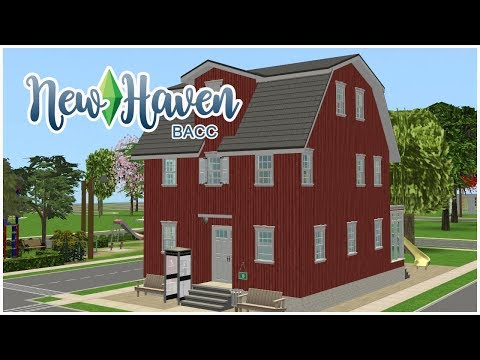 Let's Play The Sims 2 Ultimate Collection || New Haven || 14 || Decorating the Town School