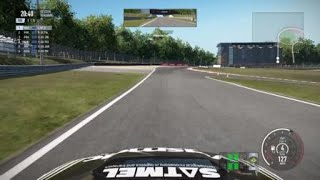 Project CARS 2 V8 supercars
