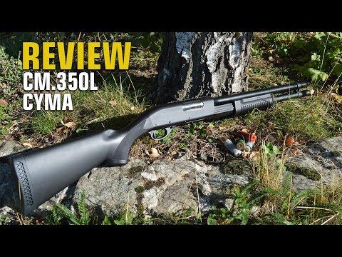 Review CM.350L CYMA [FR]