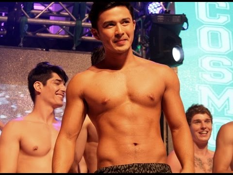 Alex Castro's Crotch Grabbed at the Cosmo Carnival