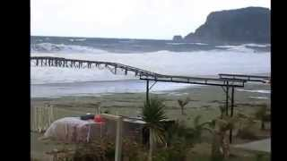 Sturm in Alanya