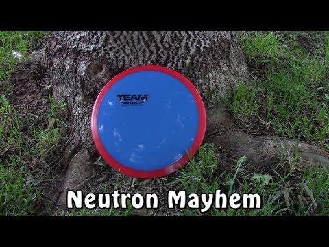 Axiom Test Round: Neutron Mayhem