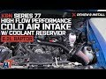 2010-2014 F150 K&N Series 77 High Flow Performance Cold Air Intake 6.2L Raptor Review & Install