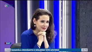 İzafi Bora Erdin & Pelin Batu 29 Mayıs 2019 KRT TV